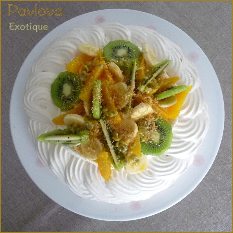 Pavlovaexotique