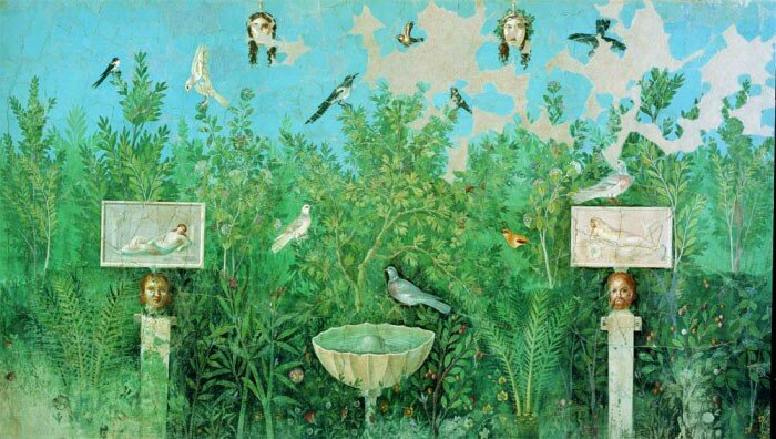 'Mito e Natura: Dalla Grecia a Pompei' on view at the Palazzo Reale in Milan for Expo 2015
