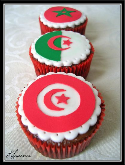 decoration gateau tunisien