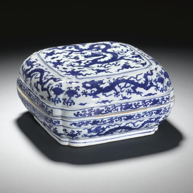 Wanli Blue And White Sotheby S Fine Chinese Ceramics