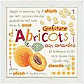 Lili points confiture d'abricots 1