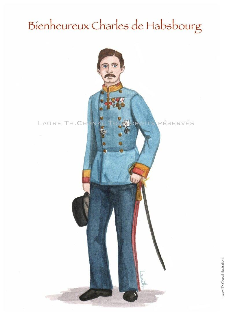 Bienheureux Charles de Habsbourg