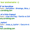 {C'est mon anniversaire !}