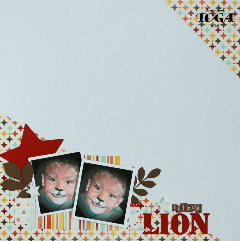 PAGE LITTLE LION_Collection Graines de Potiron-DT Toga Laure