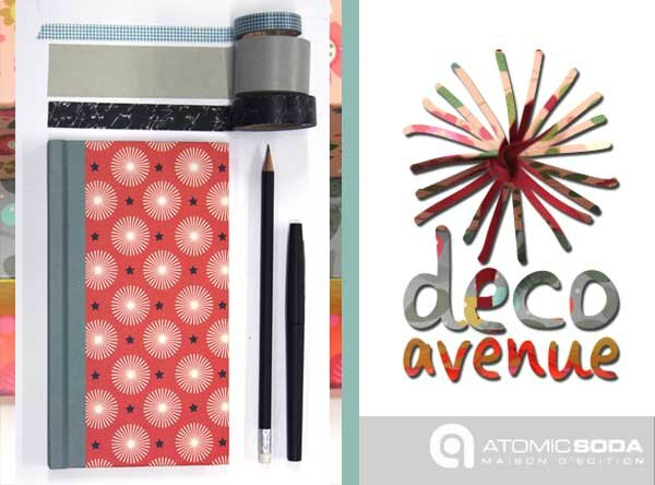 Mr mrs clynk mini labo tove lal edition atomic soda chez deco avenue decoavenue le blog - Magasin tissu reze ...