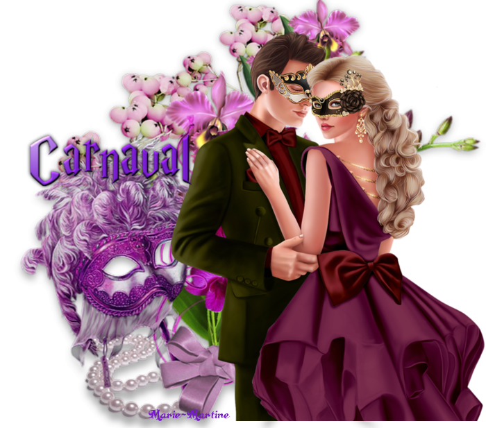 couple carnaval