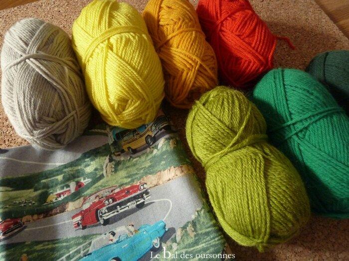 71 Tissu Planes trains and automobiles american vintage pelotes de laine 2 copie