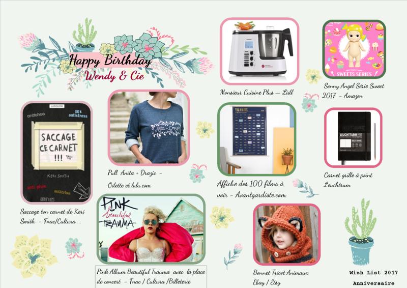 wish list - modele 3 - anniversaire 2017