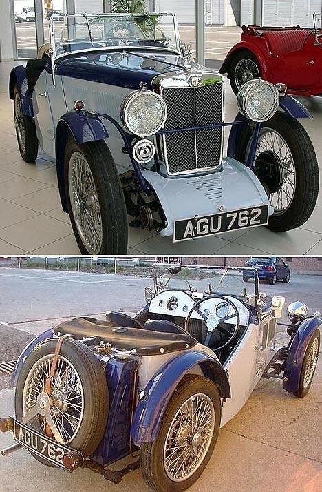 MG - J2 - 1933