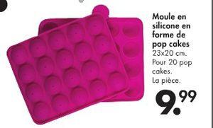 moule pop cakes