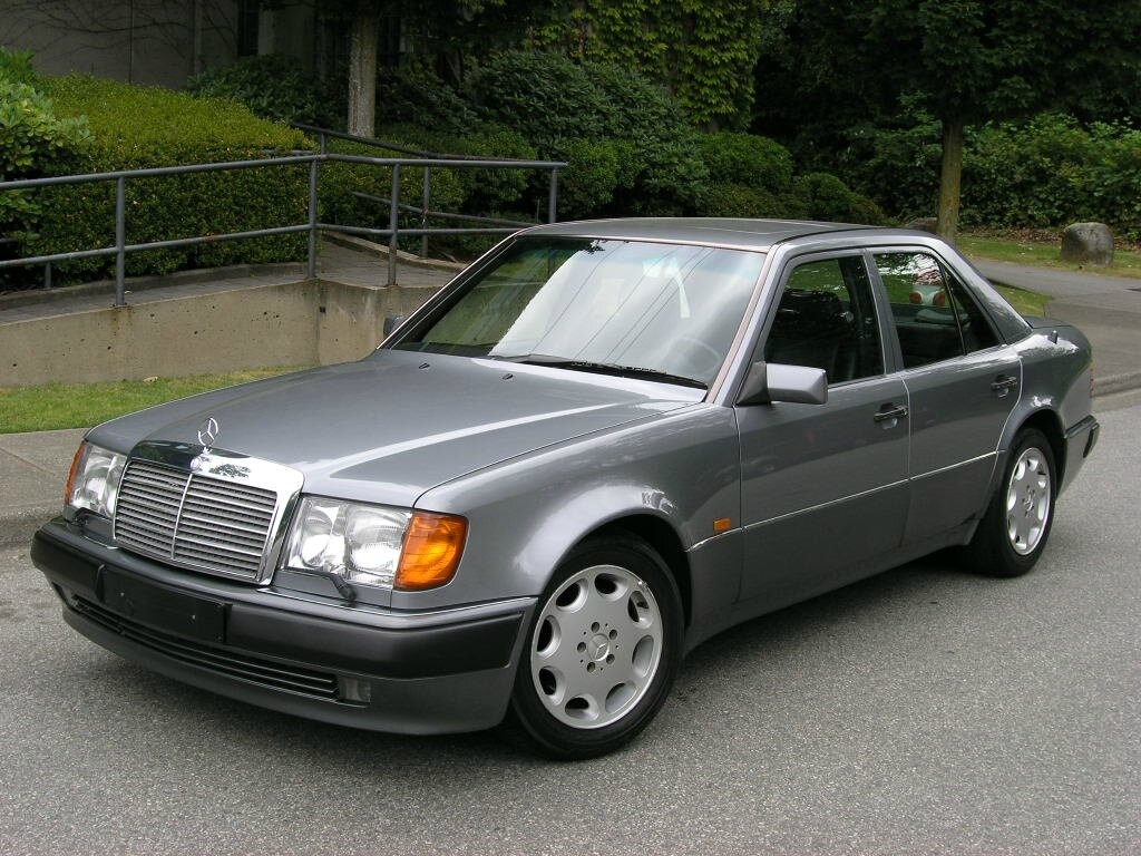 mercedes 500 e 1990 1995 zoom auto blog. Black Bedroom Furniture Sets. Home Design Ideas