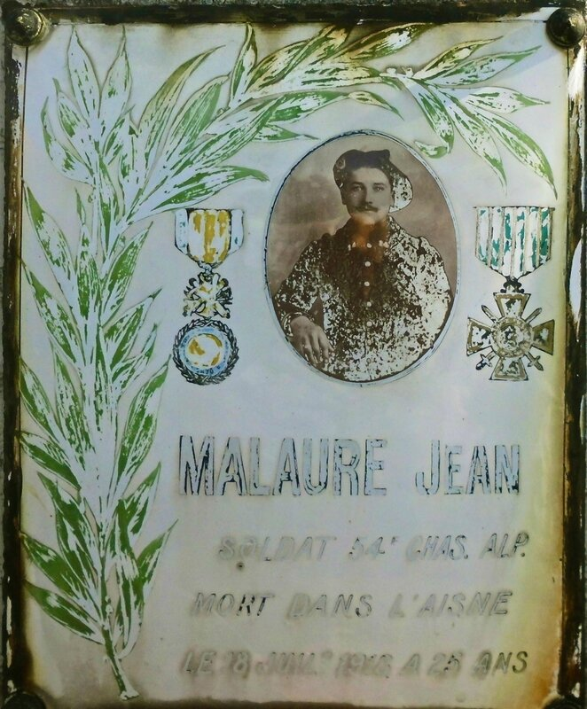 Jean Malaure avec photo