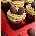 Cupcakes nids de Pâques (5)