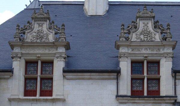 Fenêtres Azay le Rideau