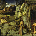 Giovanni Bellini (c. 14301516), St. Francis in the Desert, c. 1480