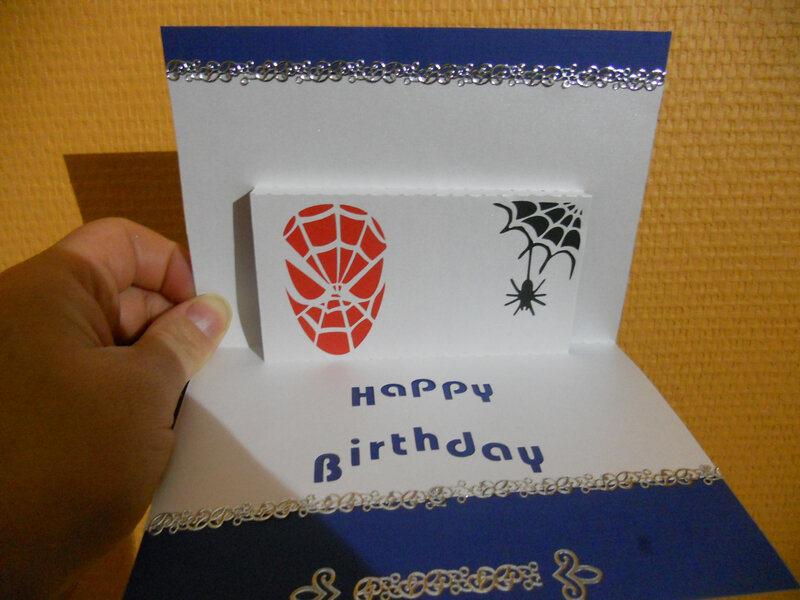 kirigami spiderman-1