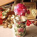 Fiori in bottiglia- flowers in bottle - fleurs en bouteille