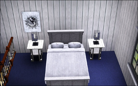 pause d co 1 re dition la famille bunch le journal du forum pause sims. Black Bedroom Furniture Sets. Home Design Ideas