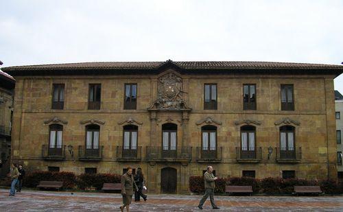 Oviedo-Palacio de Valdecarzana