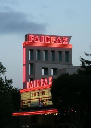 fairfax cine
