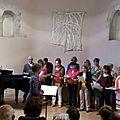 Harmonie par le chant 2016