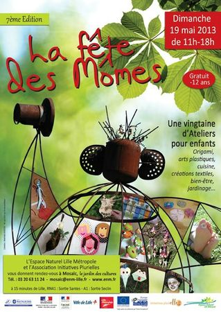 affiche-fete-des-momes-mary-du-pole-nord-owly-mary-jardin-mosaic-parc-mozaic-atelier-enfant-gratuit-lille-metropole