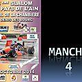 Slalom Pays de l'Ain 2014 - Manche 4