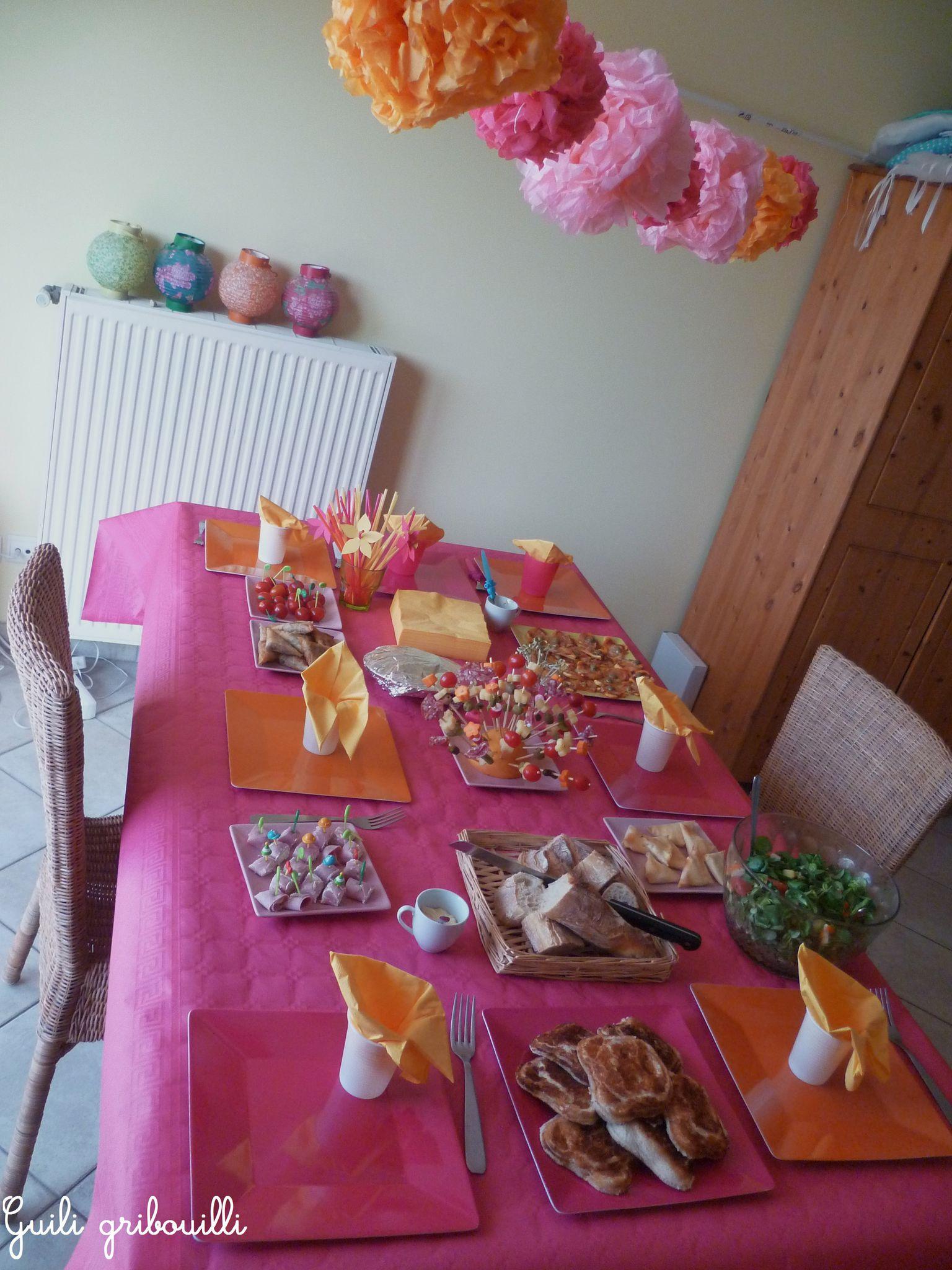 Joyeux anniversaire guili gribouilli - Anniversaire 3 ans fille ...