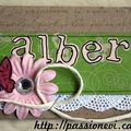 Badge Alberte 1