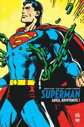 DC archives superman adieu kryptonite