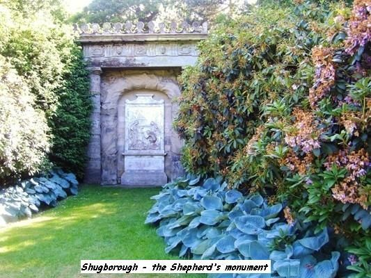 Parc de Shugborough