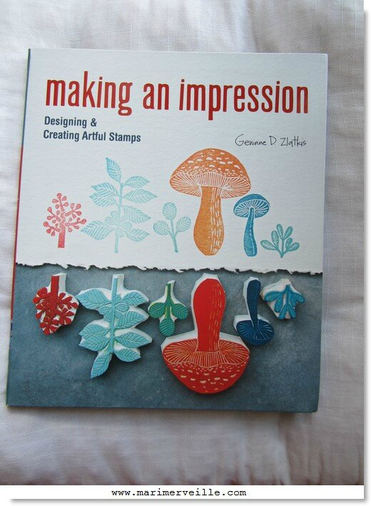 making an impression - marimerveille