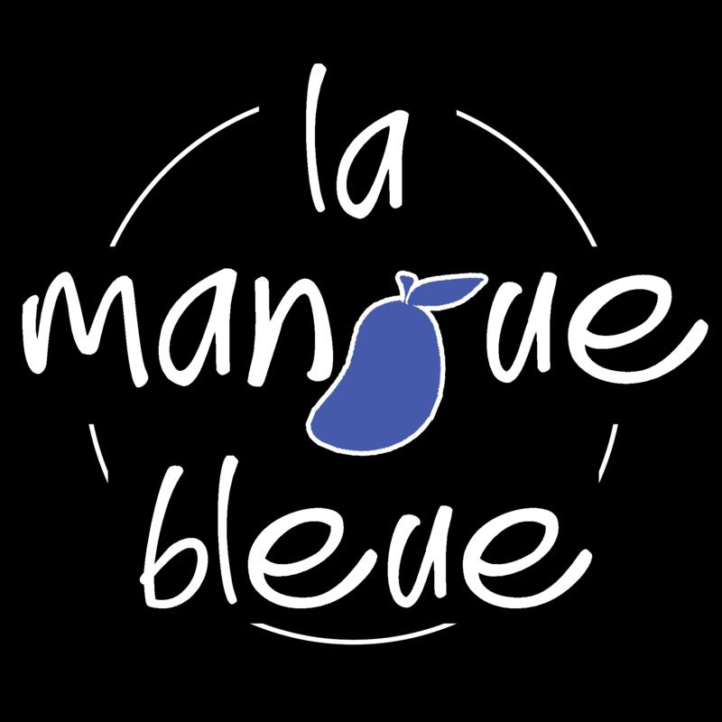 Logo ManguebleueS noir