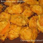 bouchées carottes