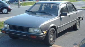 Peugeot_505_Sedan