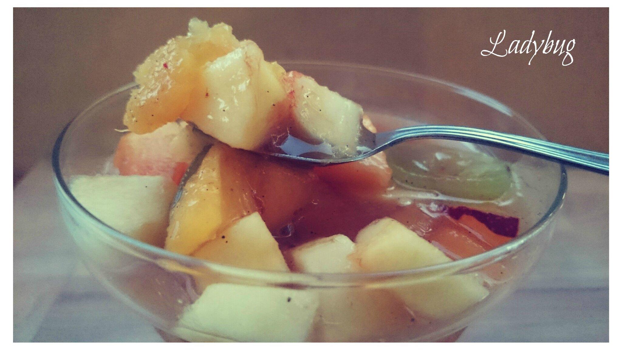 Salade de fruits caramel vanille (2)retouches