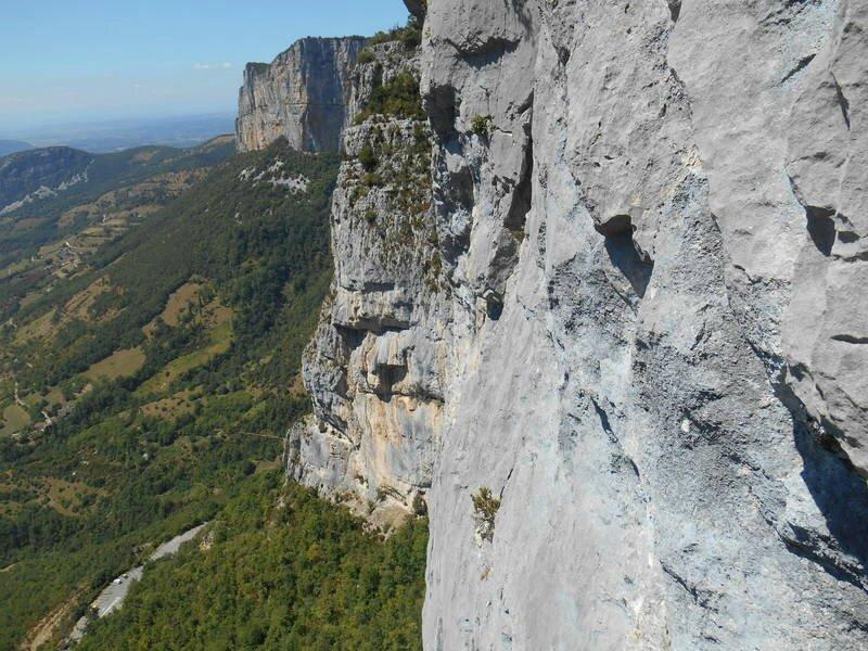 Grande voie - Digitibus - Choranche (Presles)