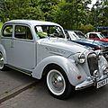 SIMCA 8 1200 1949 Baden Baden (1)