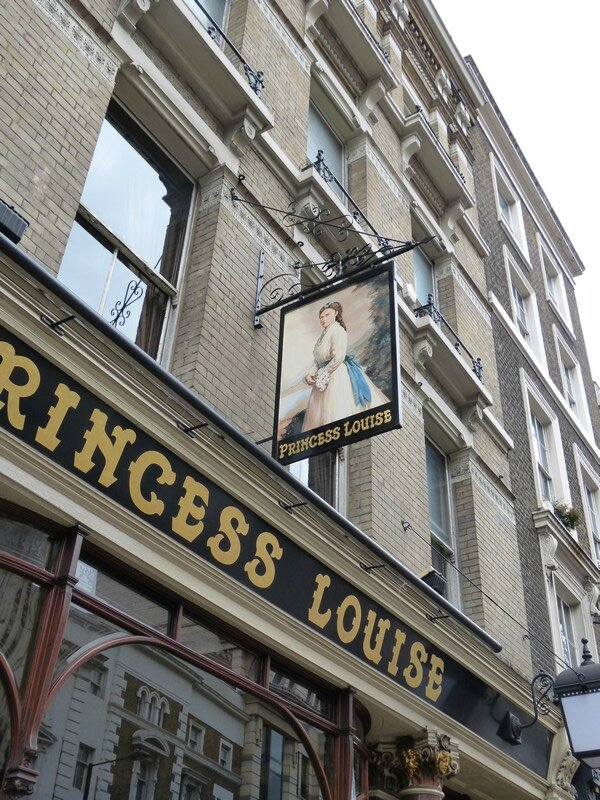 pub princess louise