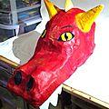 Diy : réaliser un costume de dragon