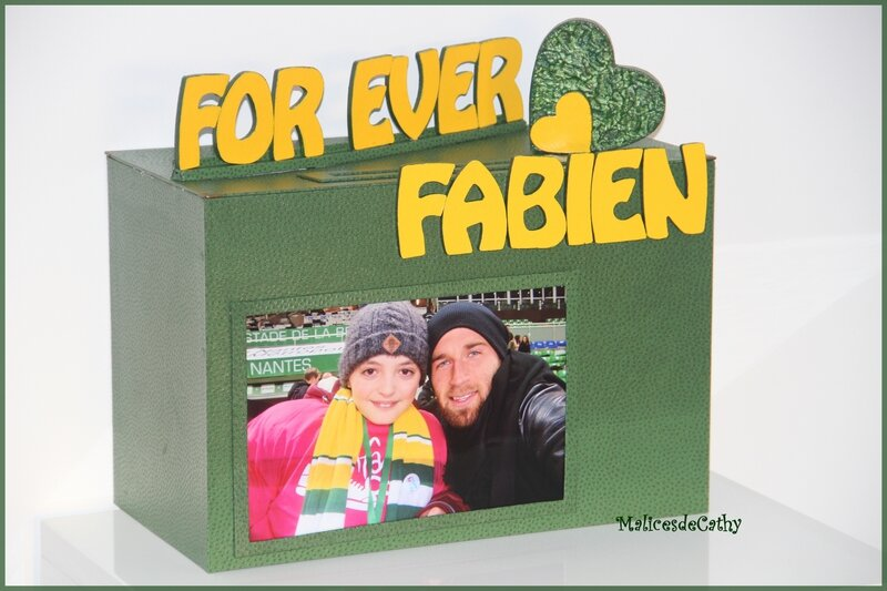 urne For Ever Fabien vue ensemble