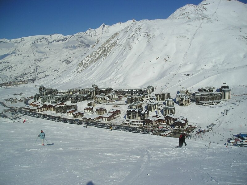 2- Tignes-winter