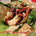 Crevettes japonaises