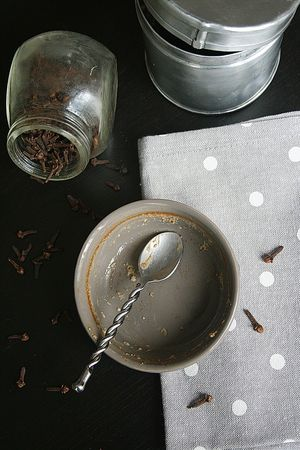 crème au café et et clou de girofle 4