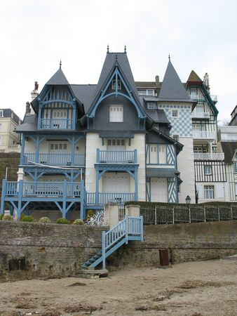 Trouville_villa_bleue