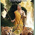 Dionysos le conquérant - louise roullier