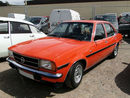 opel ascona b 2,0 sr, 1975 1981, bourse de soultzmatt 2012 3