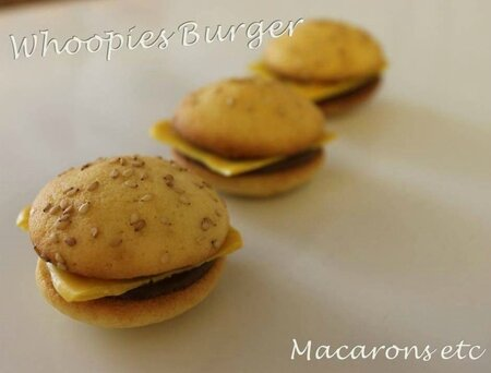 Whoopies Burger 2