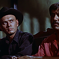 Les sept mercenaires (the magnificent seven) de john sturges - 1960