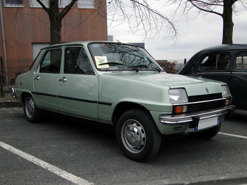 Fasa renault 7 tl siete 1974 1983 oldiesfan67 mon - Salon de l auto reims ...